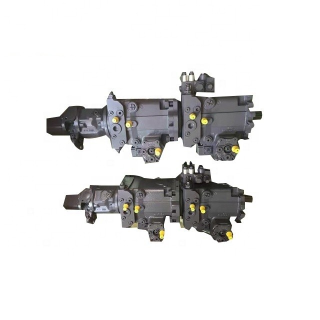 Parker Pgp 600 Series Hydraulic Gear Pump