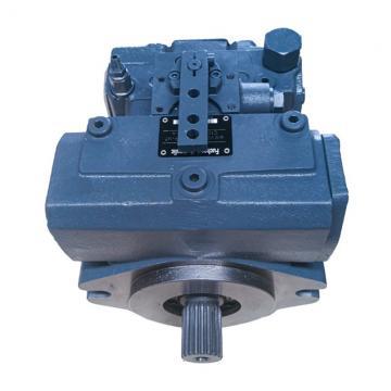 Excavator hydraulic main pump ass'y 6E3136 for engine model 120H